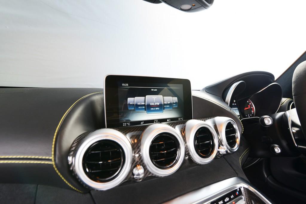 Mercedes-AMG GT S V8 Bi-Turbo