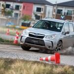 ซูบารุ ท้าลองสมรรถนะ SUBARU DRIVING EXPERIENCE 2016