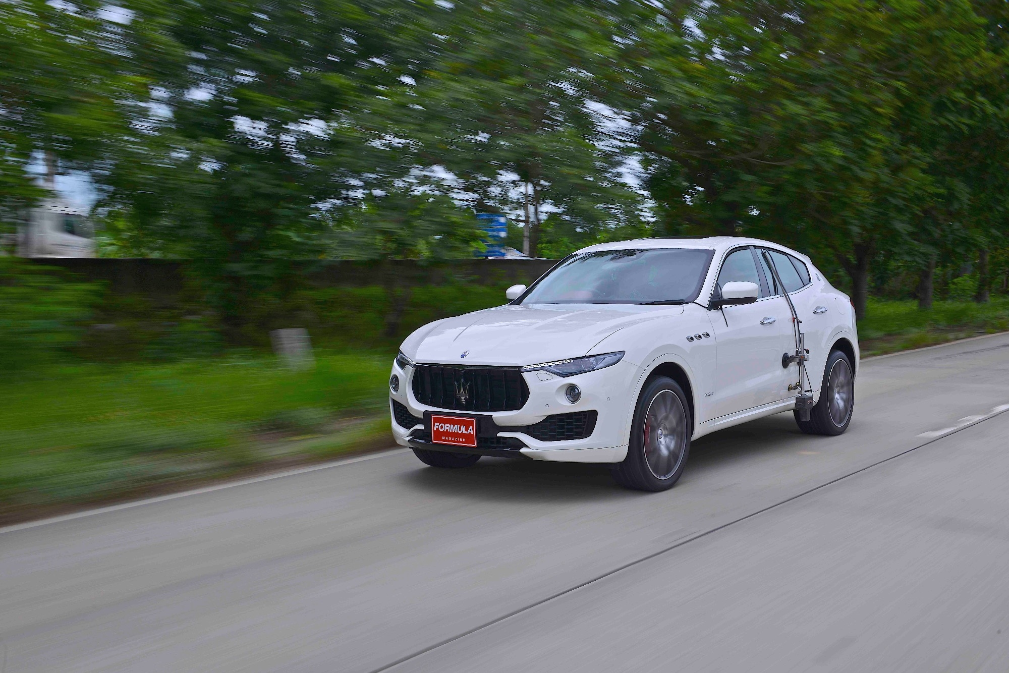 MASERATI LEVANTE S GRANSPORT*