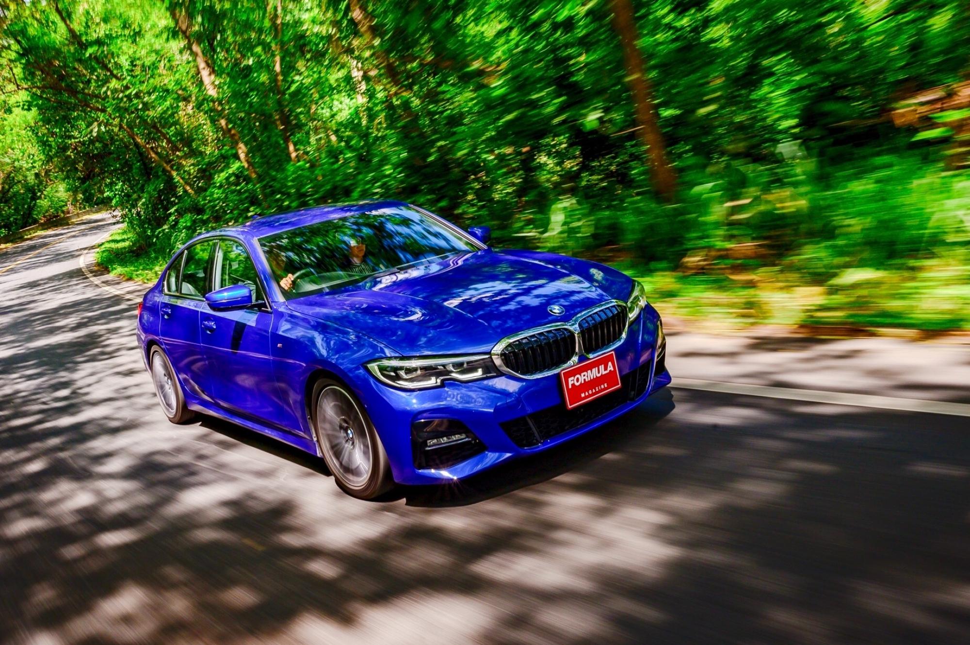 BMW 3-SERIES 330I M SPORT