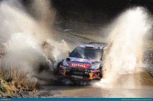 WORLD RALLY CHAMPIONSHIP 2012 สนามที่ 10 -11