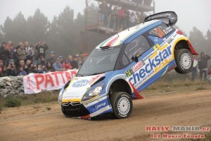WORLD RALLY CHAMPIONSHIP 2012 สนามที่ 12