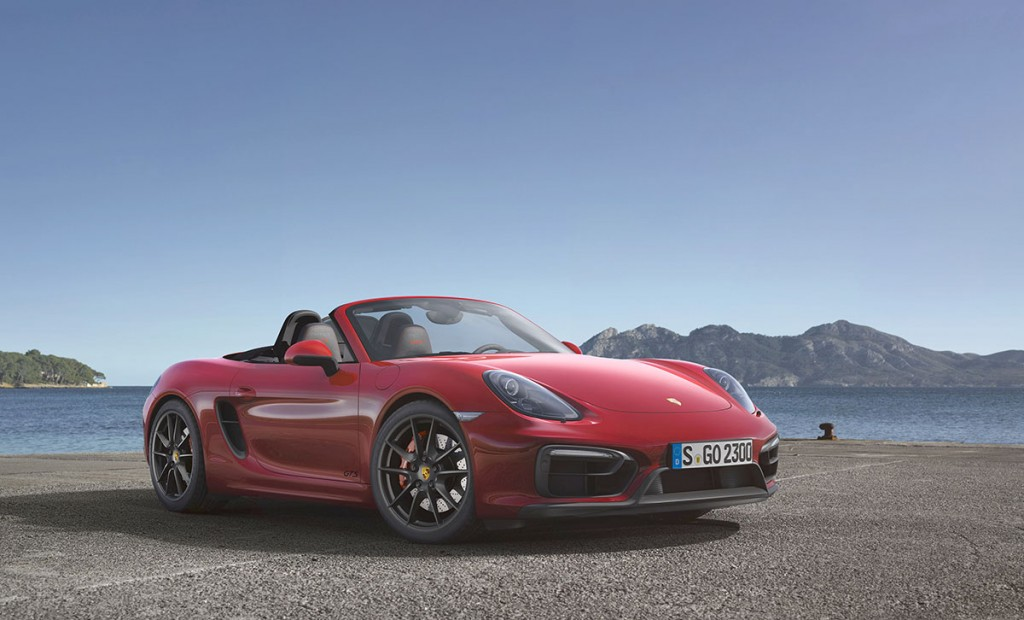 Boxster GTS