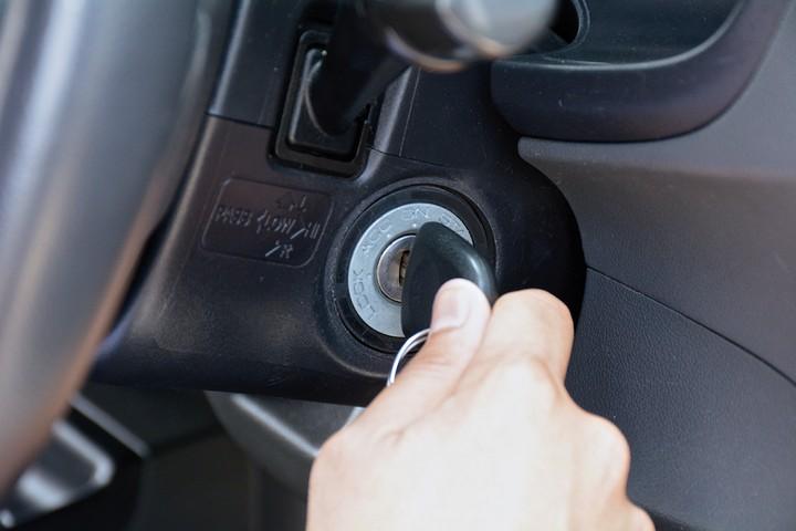 ขจัดกลิ่นอับในรถ