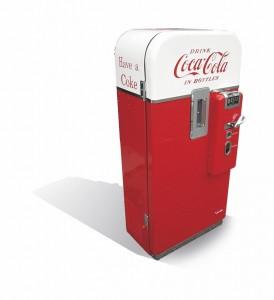 ตู้ขาย COCA-COLA