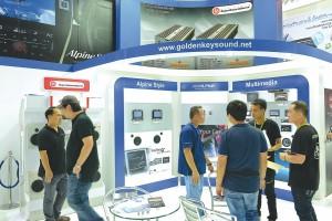 อุ่นเครื่อง งาน MOTOR EXPO 2015