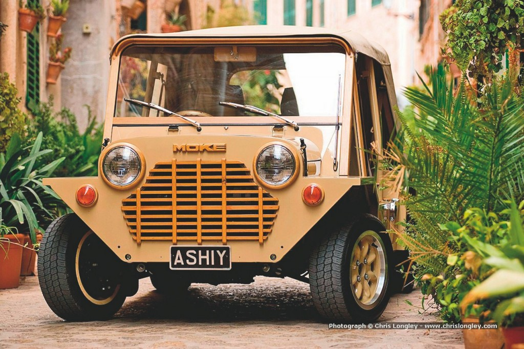 Customised Mini Moke
