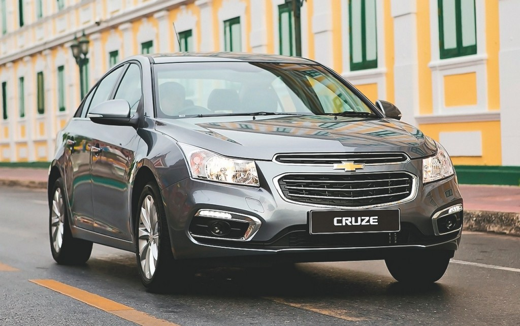 Amazing New  Chevrolet Cruze