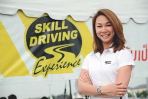 SKILL DRIVING EXPERIENCE เสริมทักษะการขับขี่ให้ผู้สื่อข่าว
