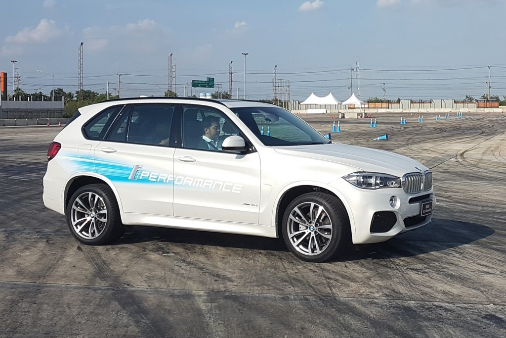 BMW Driving Experience 2016