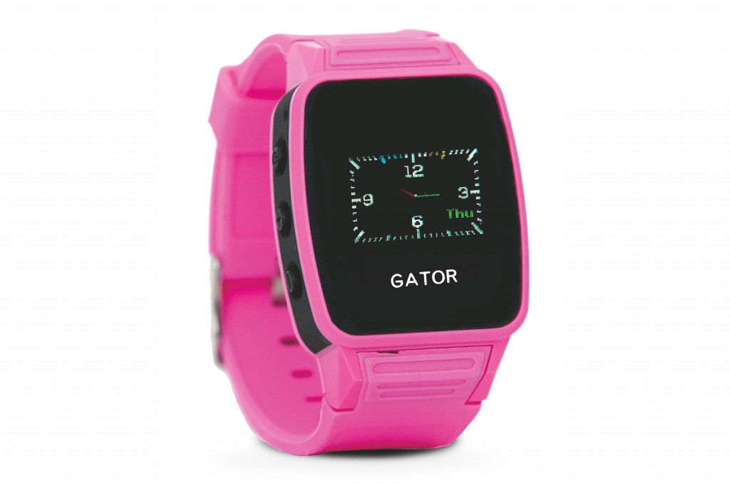 CAREF GPS TRACKING WATCH