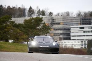 PORSCHE เปิดตัวรถแข่งคลาส GTE/GTLM คันใหม่