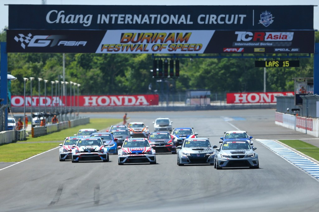 GT ASIA SERIES DAY 2