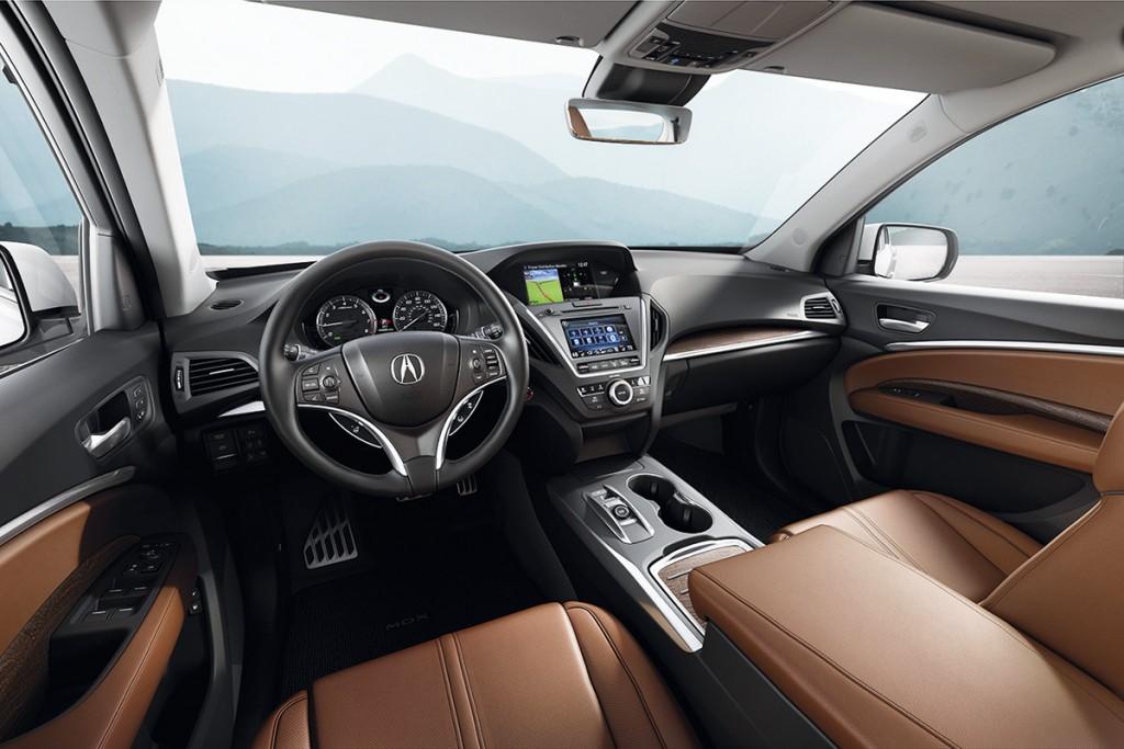 2017 Acura MDX Sport Hybrid 05