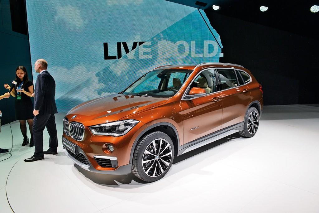 BMW X1 L