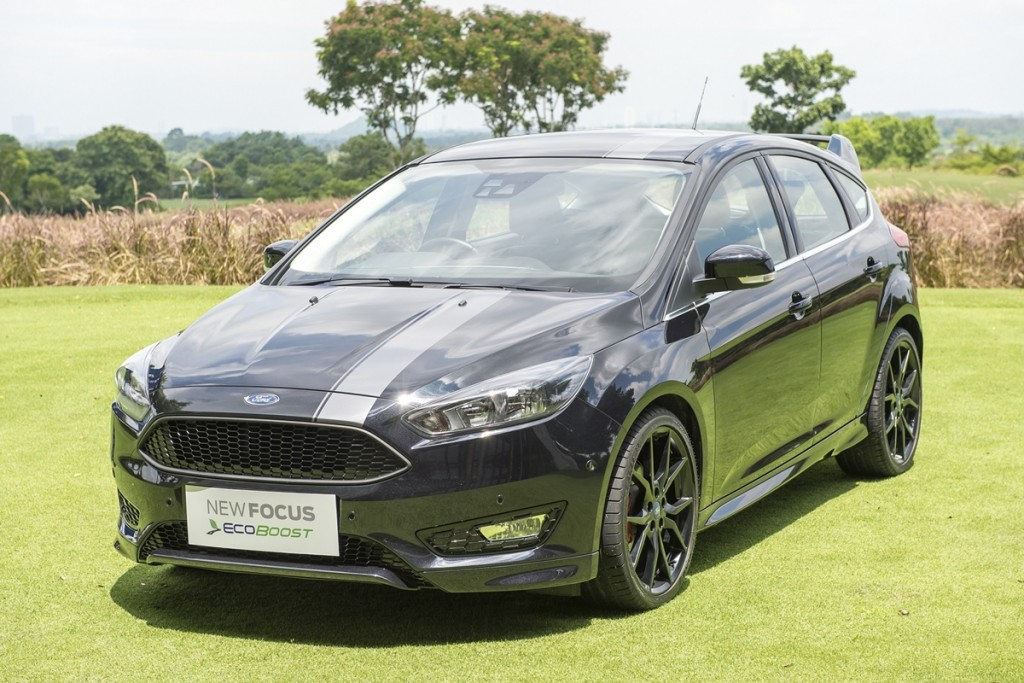 TEST DRIVE : FORD FOCUS ECOBOOST