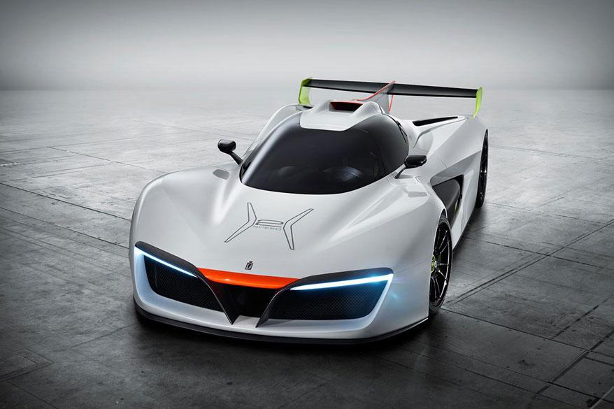Pinninfarina H2 Speed Concept