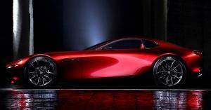 MAZDA RX-VISION Concept Car คว้ารางวัลรถยนต์ออกแบบยอดเยี่ยมจากอิตาลี