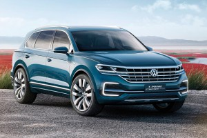 Volkswagen T Prime GTE Concept 2016 1