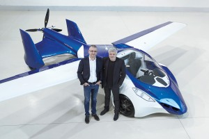 AEROMOBIL 3.0 ยานยนต์เหินฟ้า