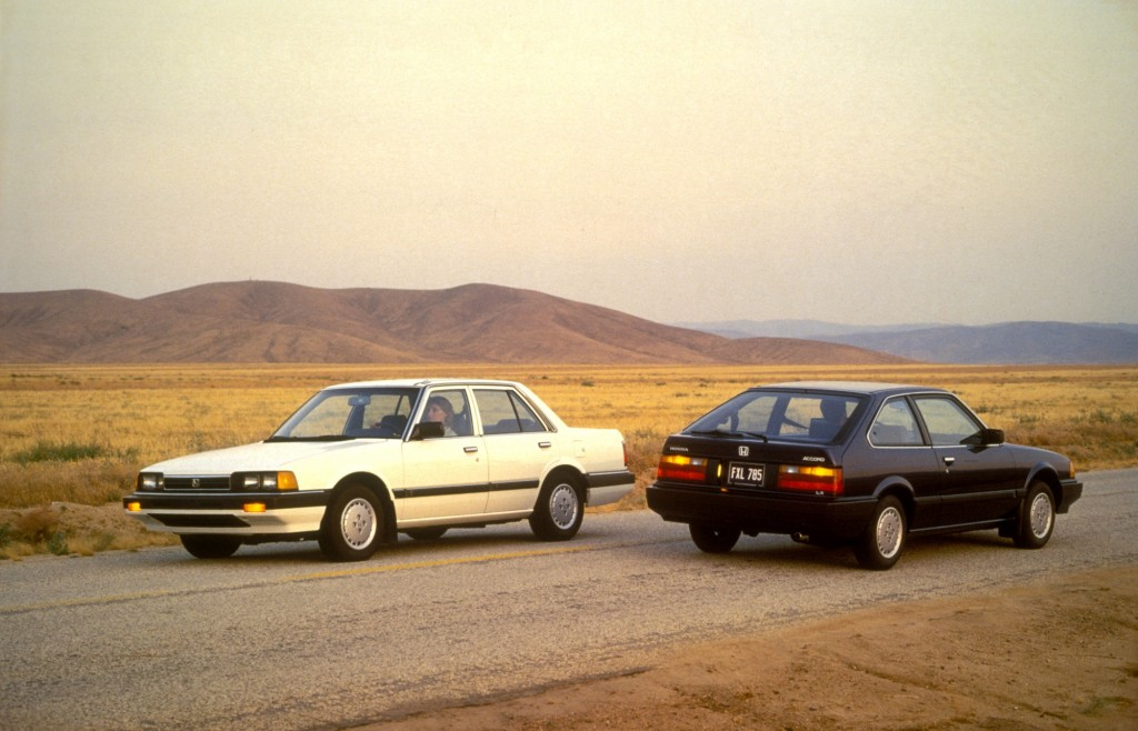 1982 Accord 2nd Generation