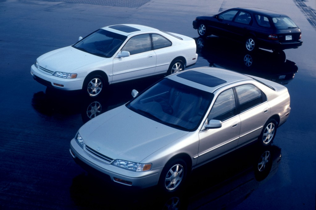 1994 Accords 5th Generation