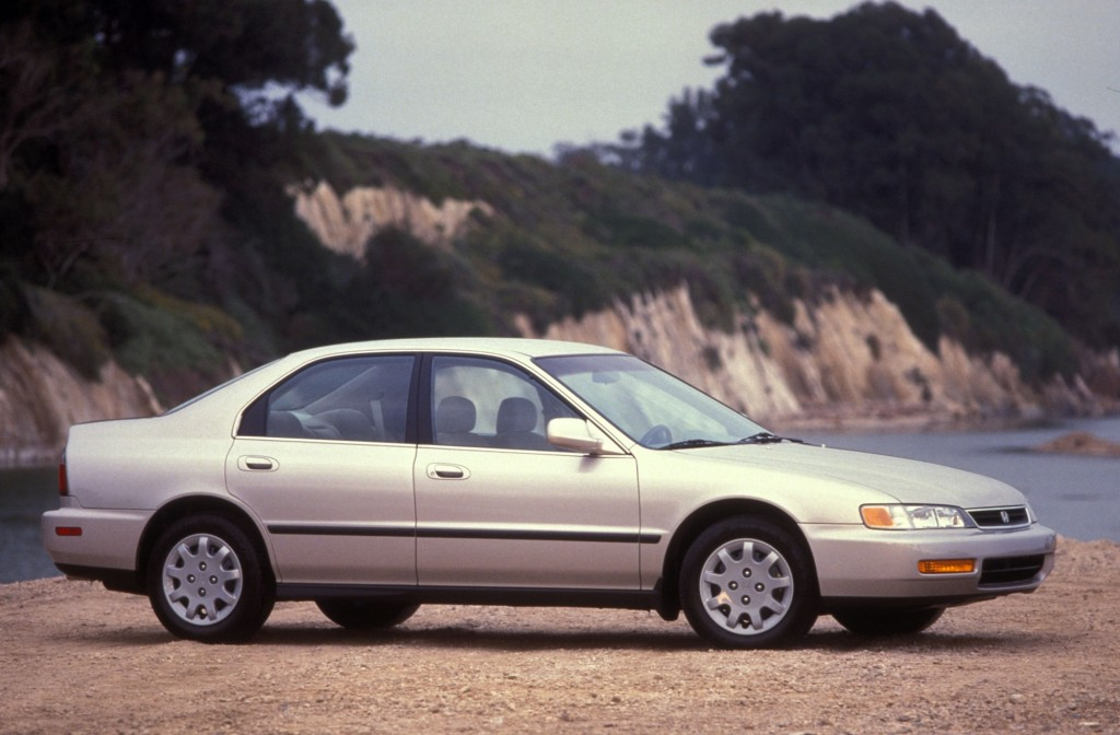 1996 Accord 5th Generation