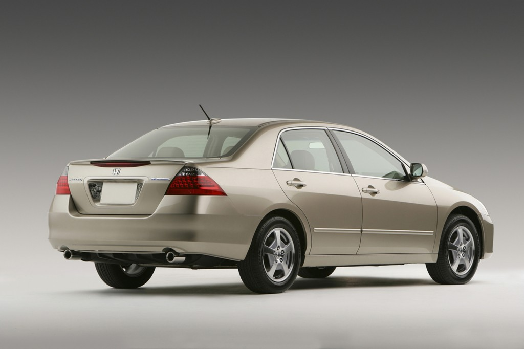 2006 Accord Hybrid 7th Generation