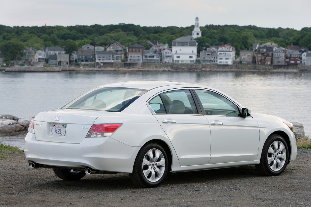 2008 Accord 8th Generation