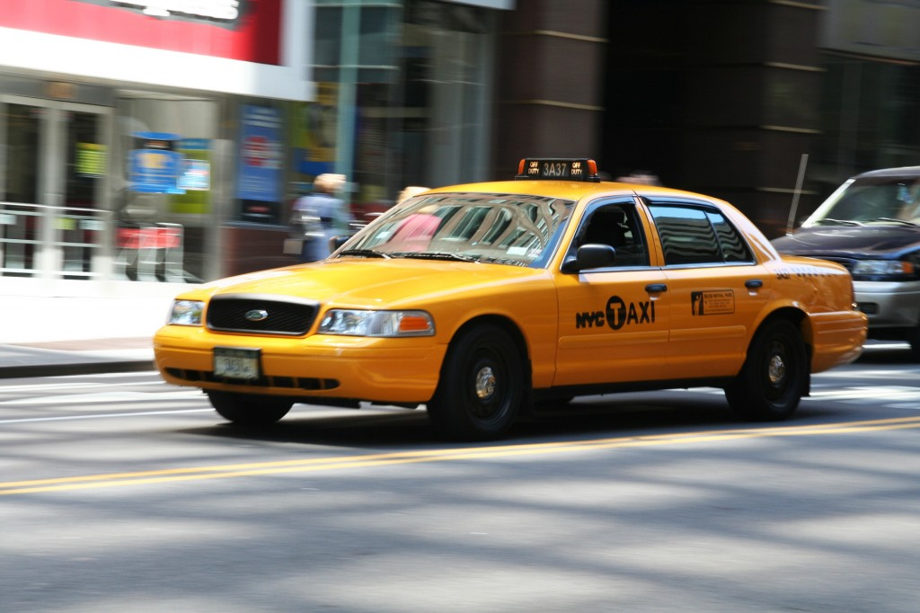 NYC Ford Crown VIc