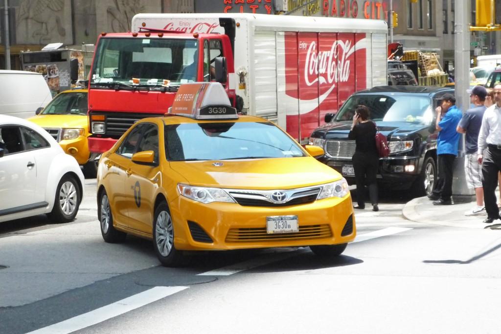 NYC Toyota Camry