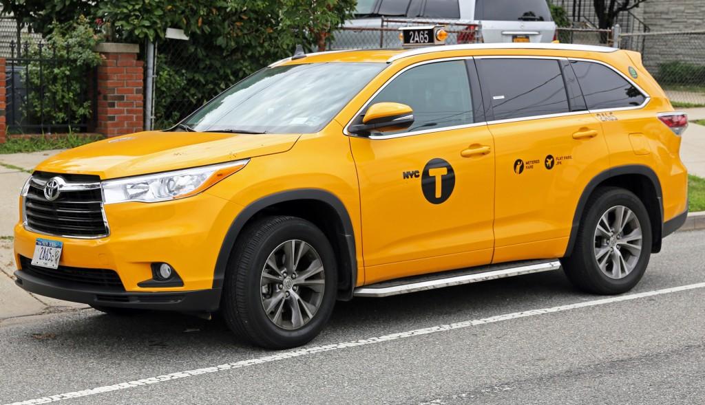 NYC Toyota Highlander