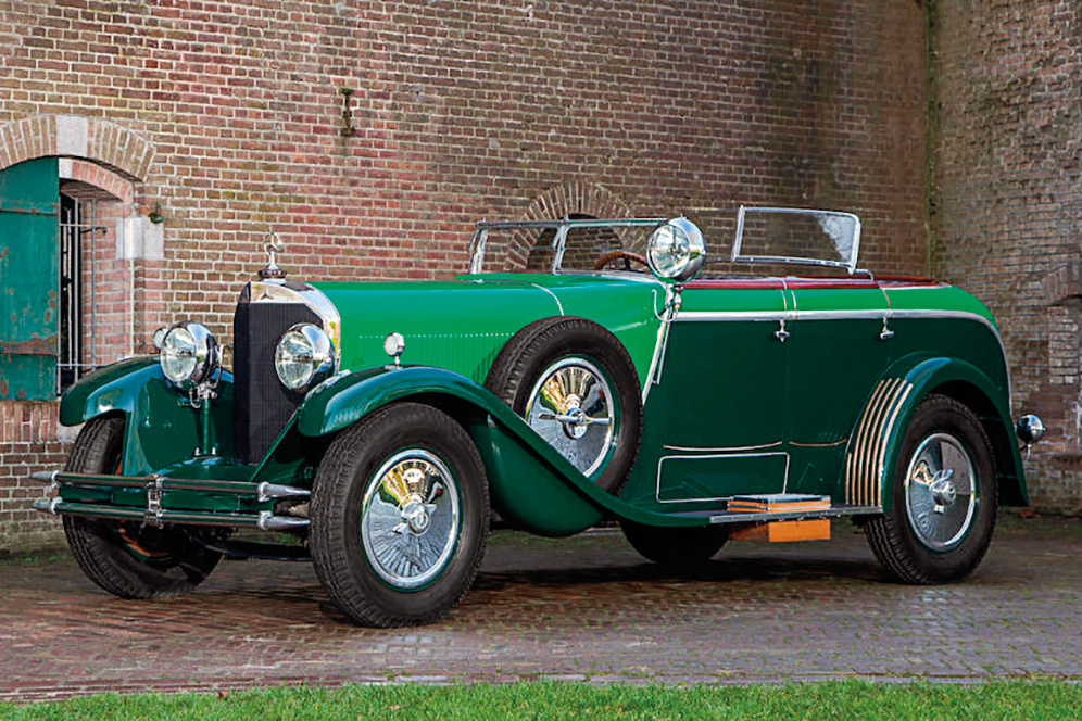1928-Mercedes-Benz-Model-K-with-Saoutchik-transformable-coac