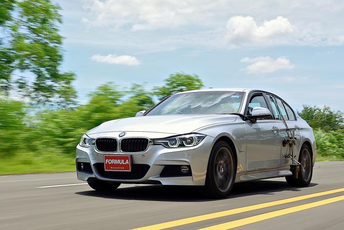 BMW 3-SERIES 330E M SPORT