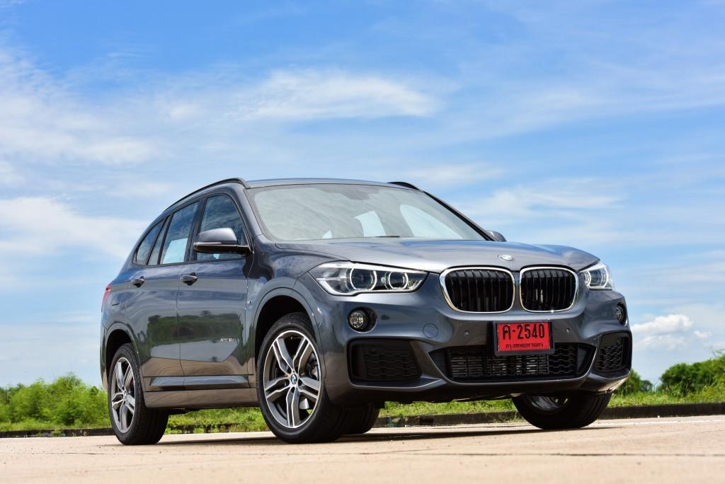 BMW X1 sDrive18d M Sport (2)