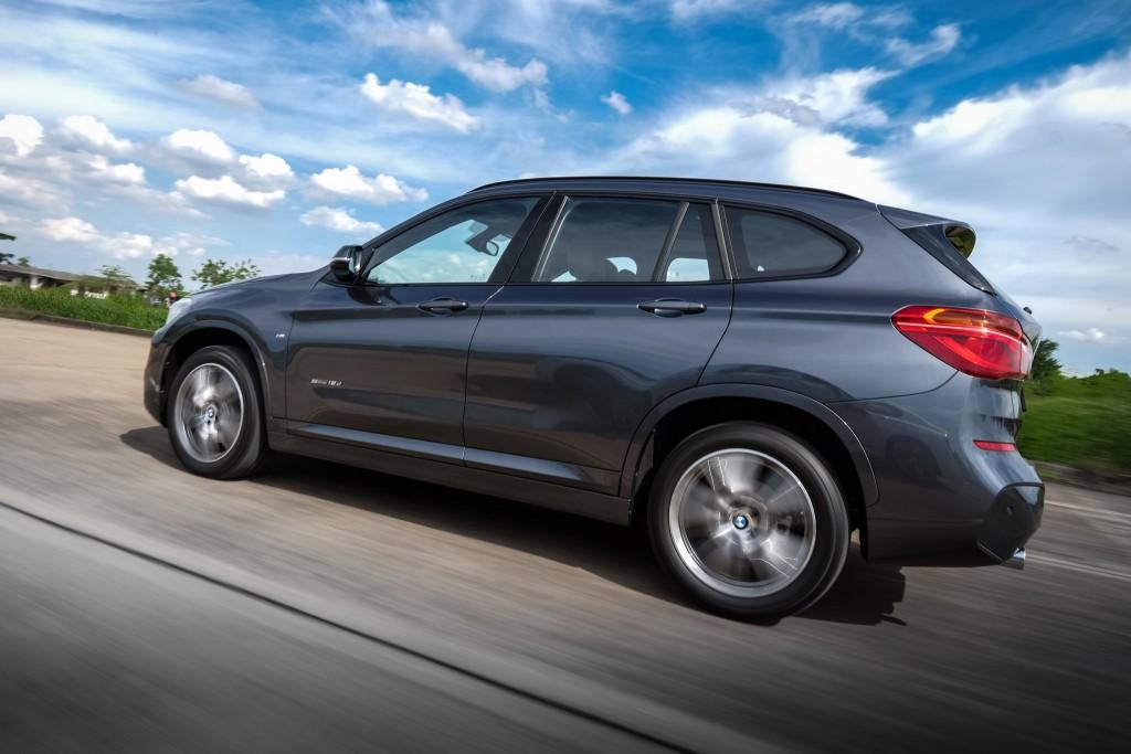BMW X1 sDrive18d M Sport (52)