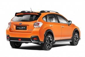 ซูบารุ เปิดตัว Subaru XV Crosstrek ครั้งแรกในไทย