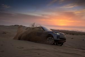 5 เทคนิค ขับรถในทะเลทราย