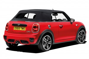 NEW MINI CONVERTIBLE 2016