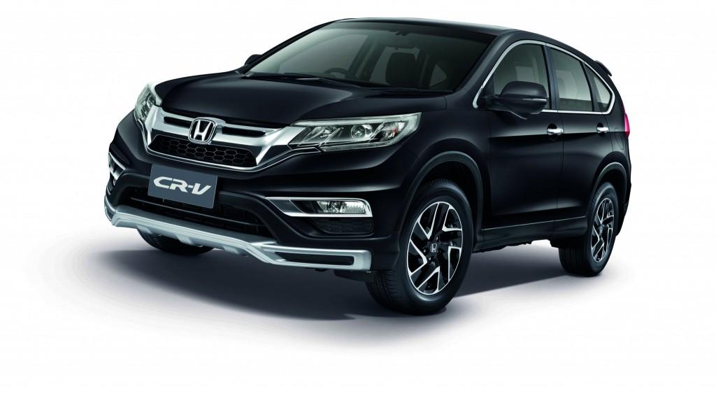 Honda CR-V Special Edition_Black