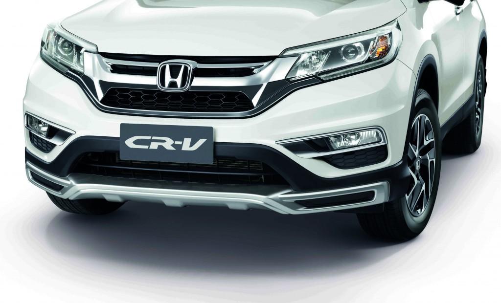 Honda CR-V Special Edition_Front Bumper