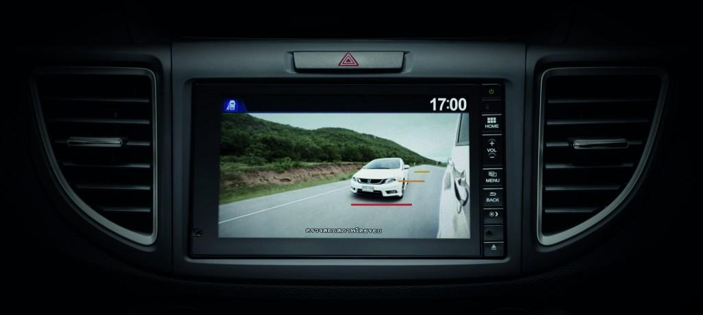 Honda CR-V Special Edition_LaneWatch (2)