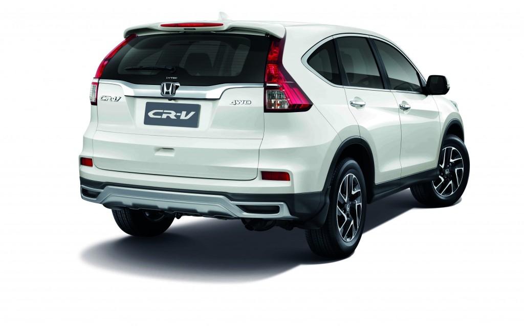 Honda CR-V Special Edition_Rear View