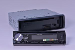 PIONEER DEH-X2950UI วิทยุ/ซีดี ขนาด 1 DIN เล็กพริกขี้หนู เสียงชัดเจนทุกเม็ด