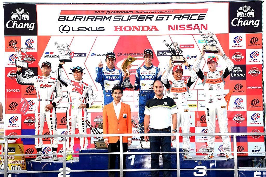 GT300 Bmax NDDP Racing Team 1