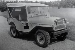 เดอลาเฮย์ วีแอลอาร์ หนึ่งในรถยนต์พระที่นั่งสำหรับทรงงานในถิ่นทุรกันดาร