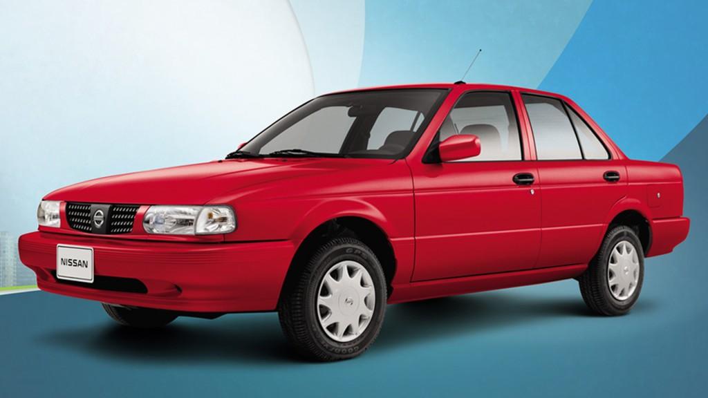 Nissan Tsuru es el líder subcompacto de entrada.