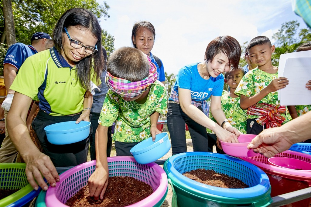 Water Go Green in Rayong_7