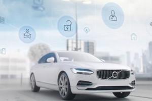 Volvo ทดสอบแอพพลิเคชันการให้บริการ