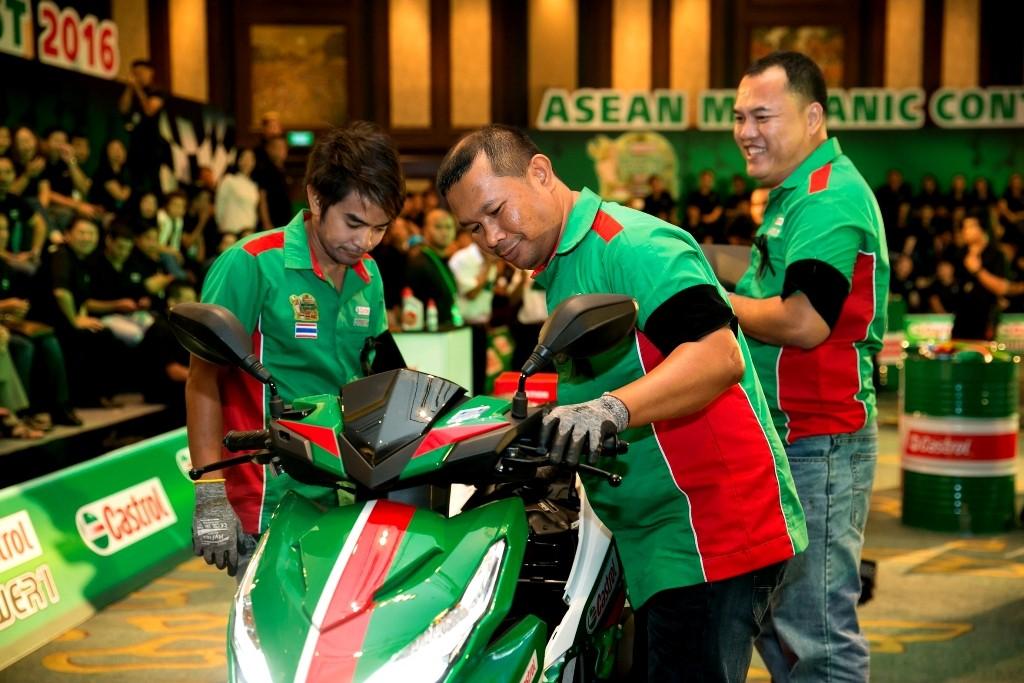 Castrol Mechanic Contest 2